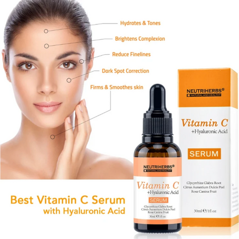 (Premium) Natural Whitening Vitamin C