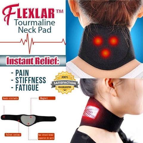 Get Instant Relief in Neck Pain - Neck Magnetic Belt for Men & Women - BUY 1 GET 1 FREE!