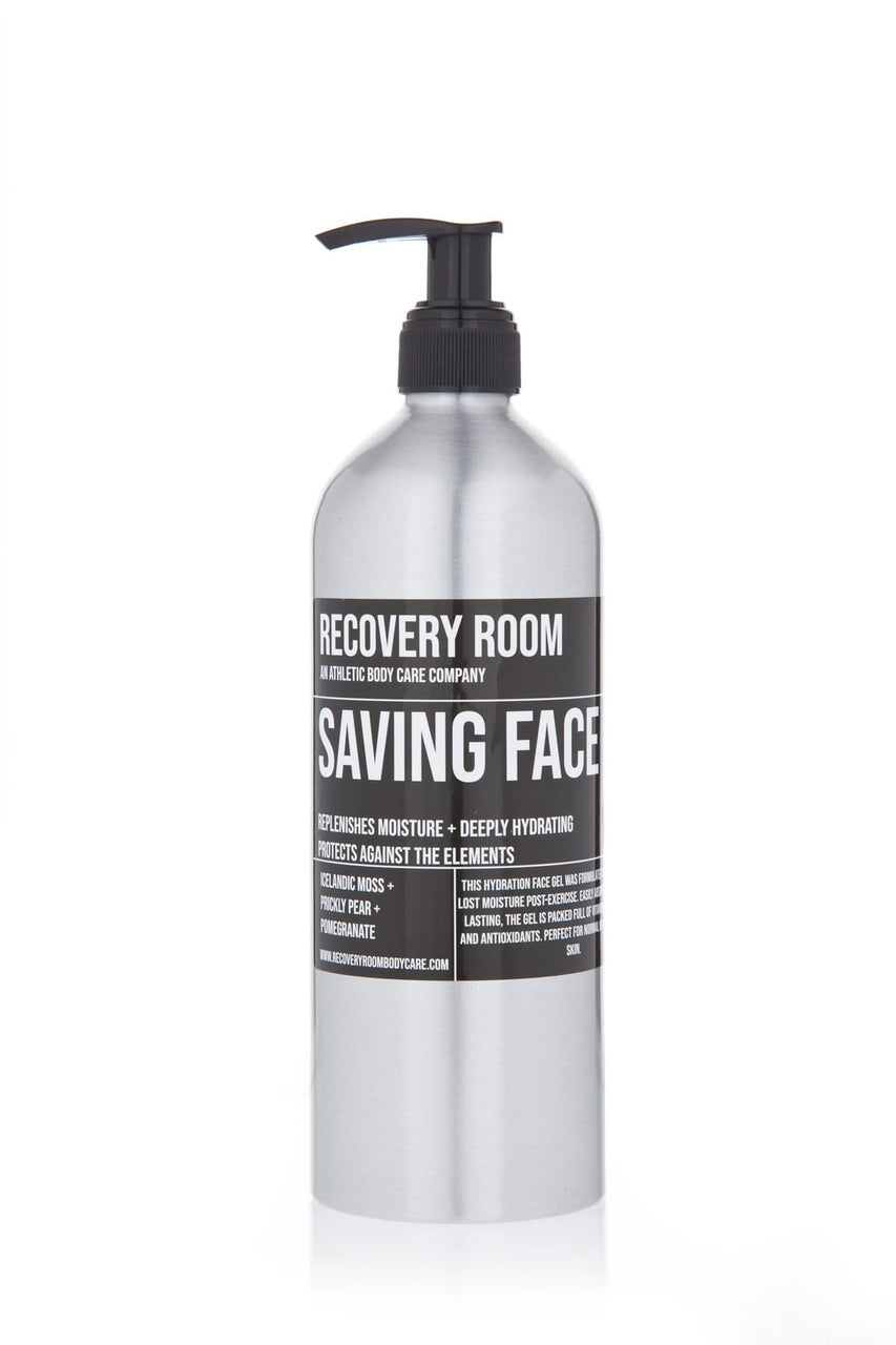 SAVING FACE | Hydrating face gel - Recovery Room Body Care