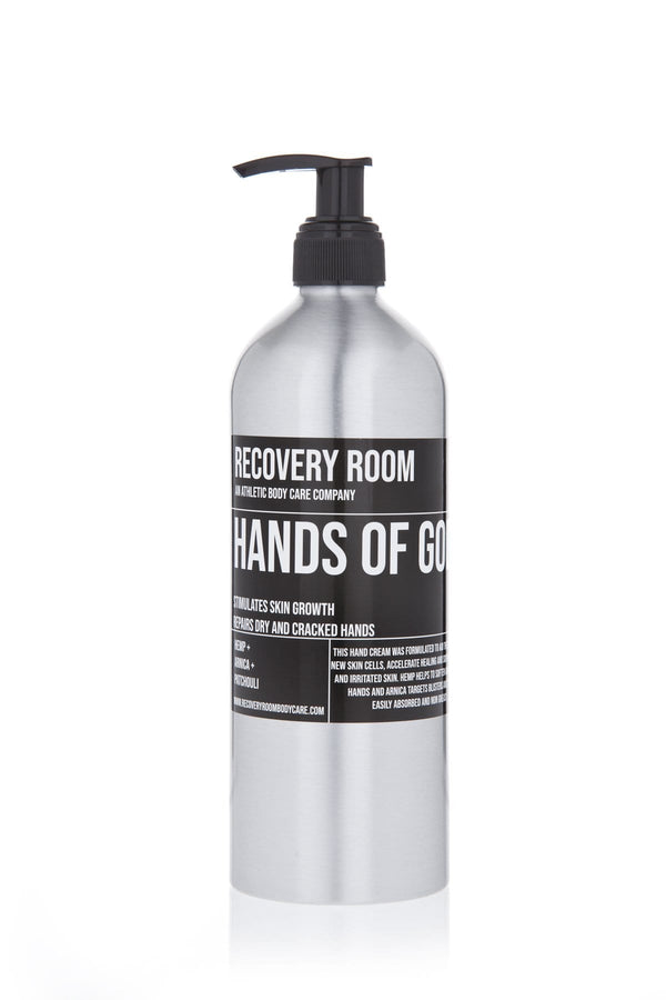 HANDS OF GOD | CrossFit Hand Care - Recovery Room Body Care