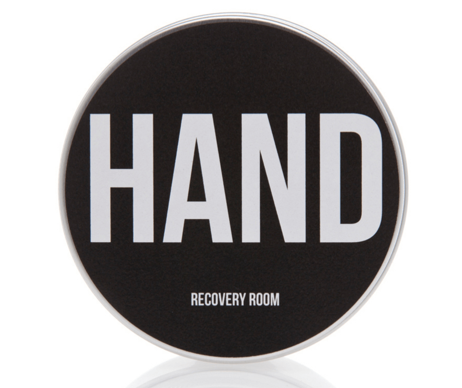 HANDS OF GOD | CrossFit Hand Cream - Recovery Room Body Care