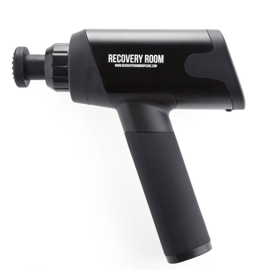 RECOVERY GUN | PERCUSSIVE THERAPY | MASSAGE GUN - Recovery Room Body Care