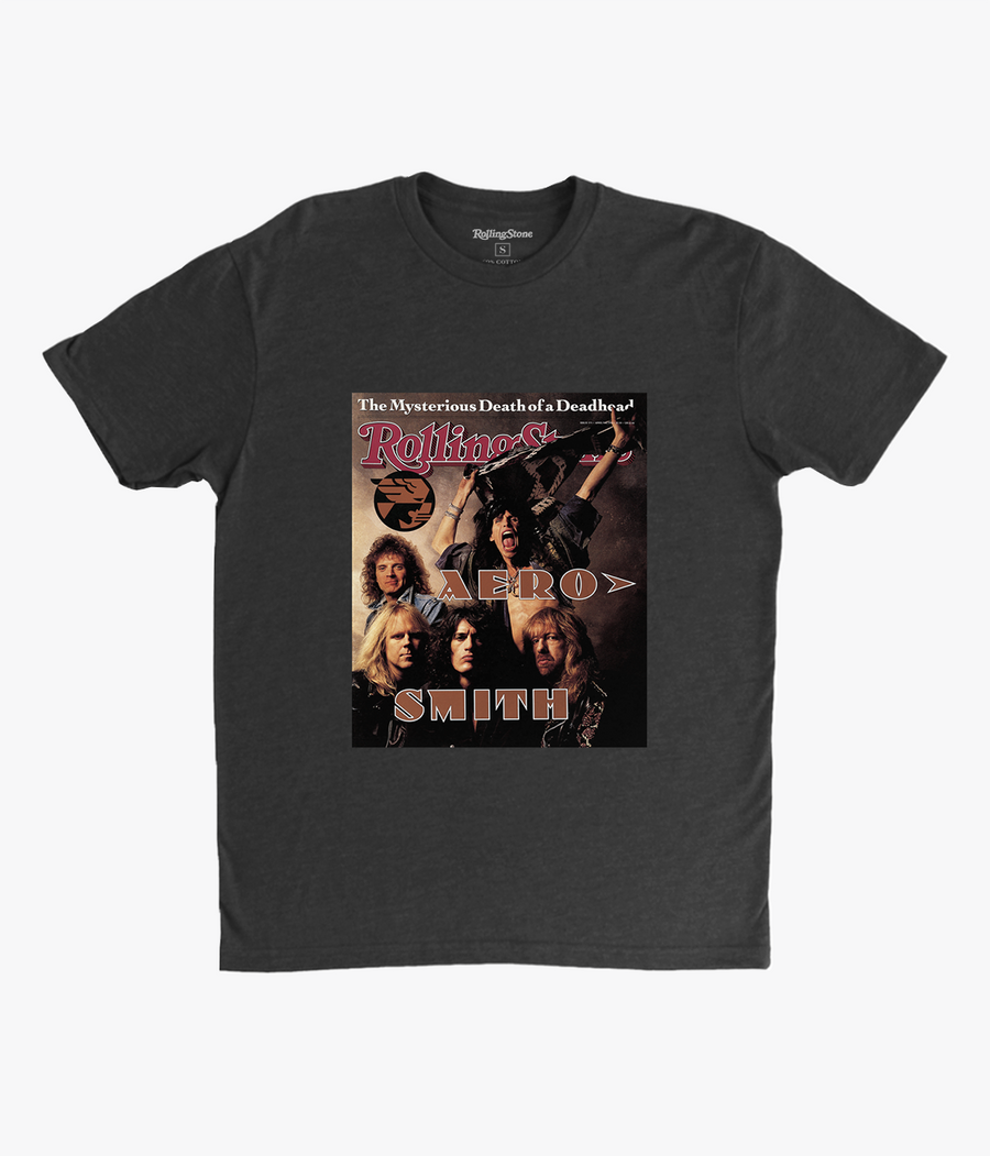 The Aerosmith Cover Tee