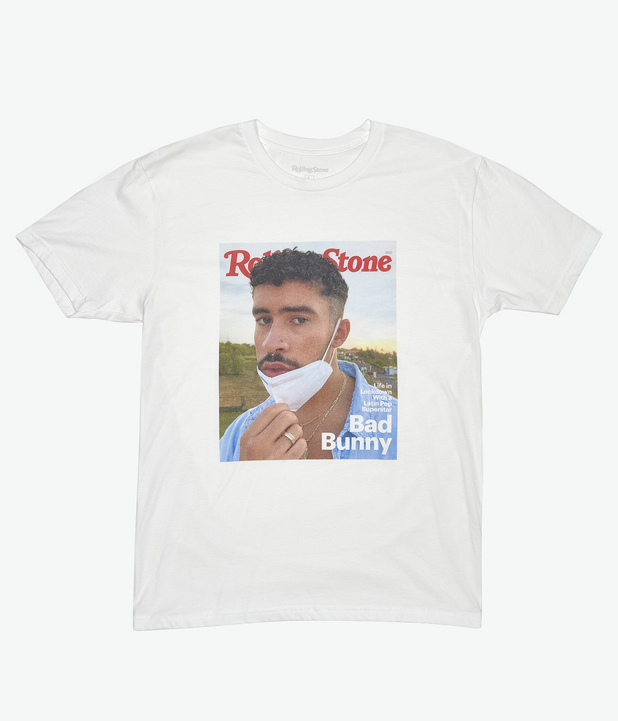 The Bad Bunny Cover Tee