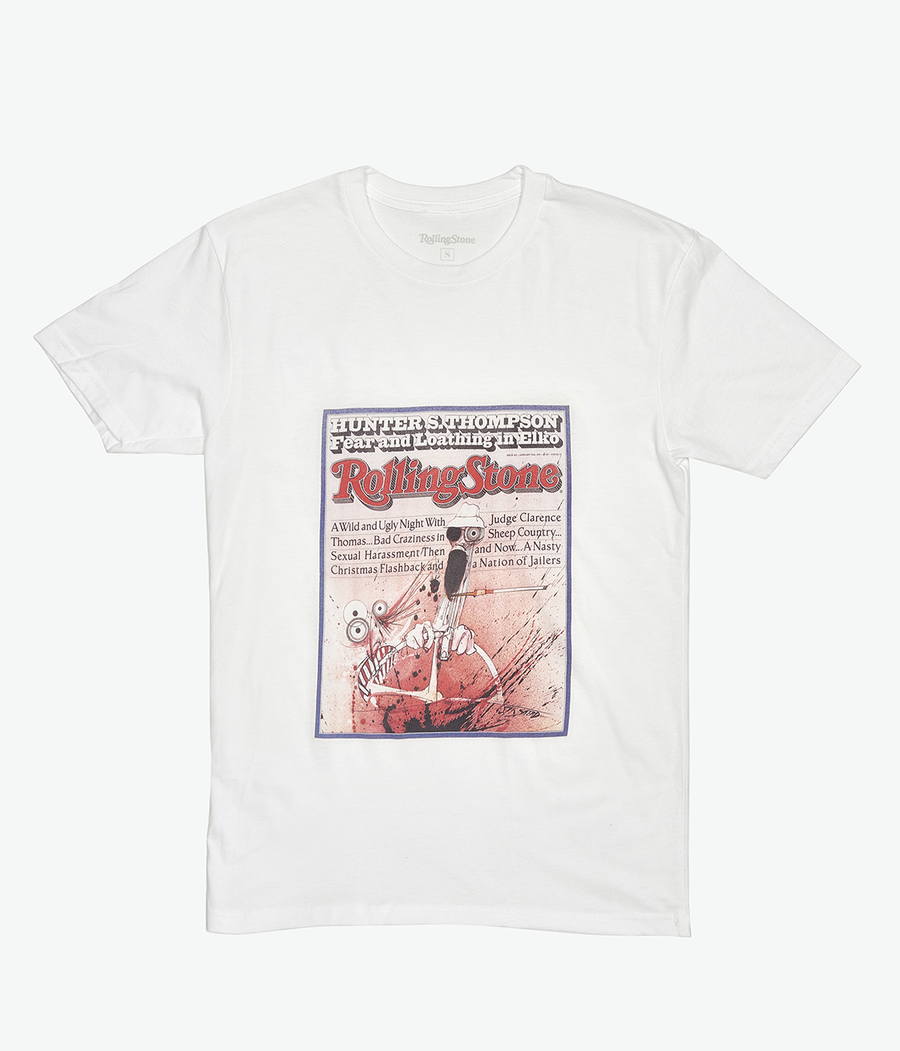Fear and Loathing in Elko Cover Tee