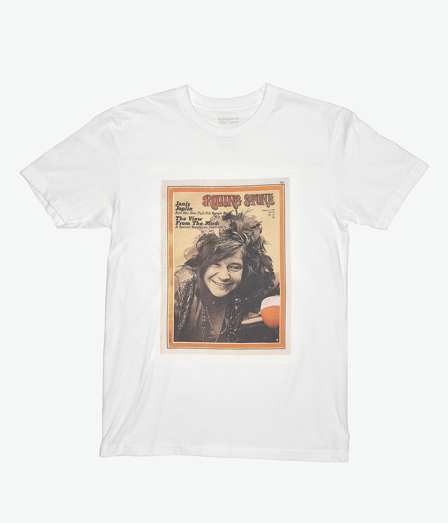 The Janis Joplin Cover Tee