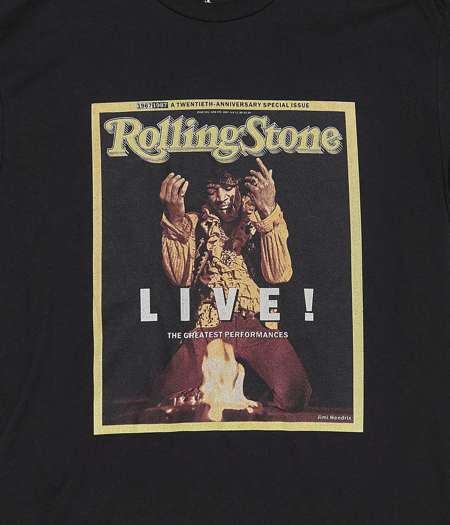 The Jimi Hendrix Cover Tee