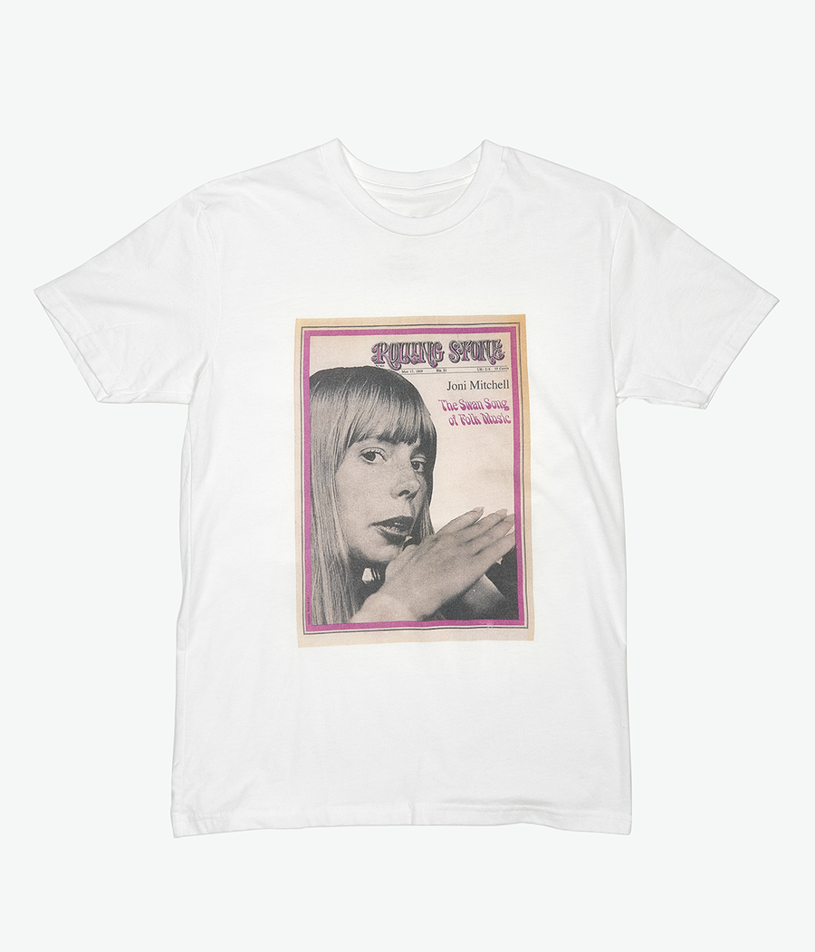 The Joni Mitchell Cover Tee