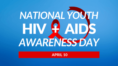 National Youth HIV & AIDS Awareness Day