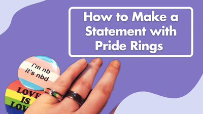 What are Pride Rings All About?
