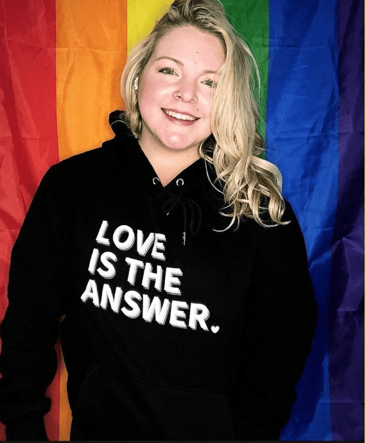 Love is the Answer Hoodie