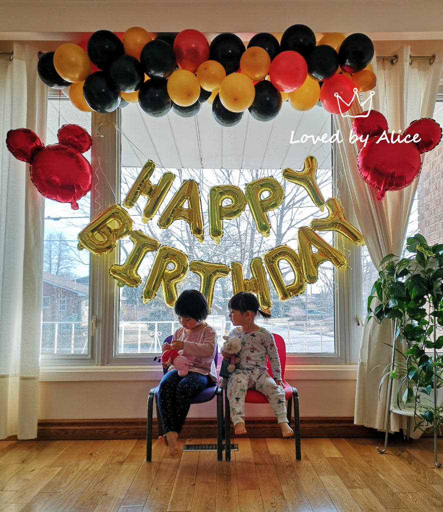 Diy Video Tutorials Tagged Balloon Garland Loved By Alice