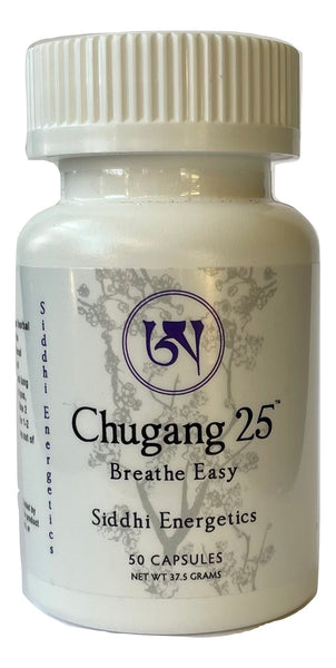 Chugang 25 - Breathe Easy