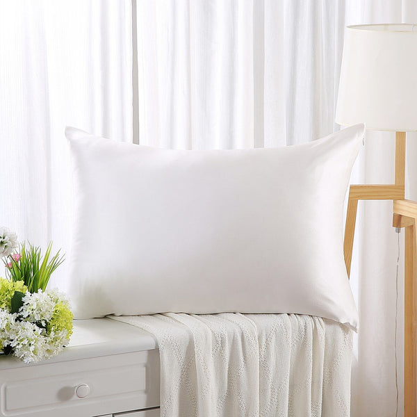 Olesilk 16 Momme Silk Pillowcase Zipper Closure