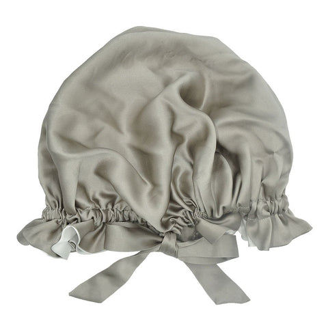 products/Olesilk_19_Momme_Mulberry_Silk_Sleep_Cap-grey_1.jpg