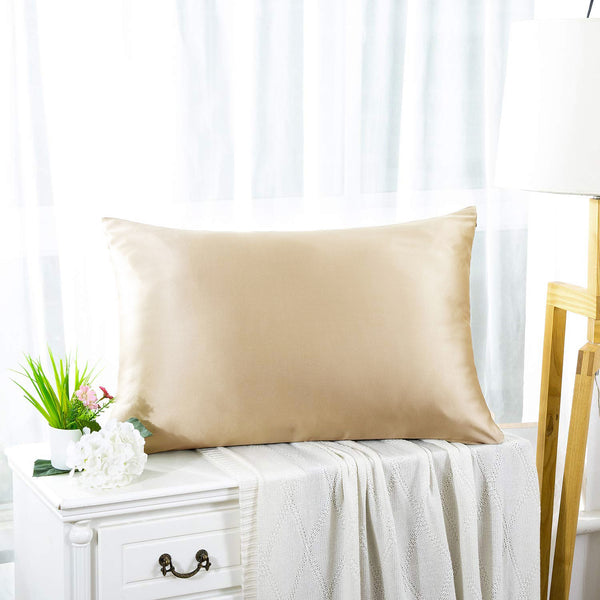 Olesilk 22 Momme Silk Pillowcase Zipper Closure