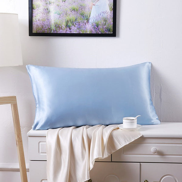 Olesilk 19 Momme Silk Pillowcase Zipper Closure