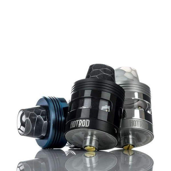 SWEDISH VAPER HOT ROD 24MM BF RDA...