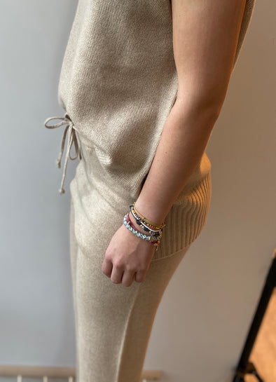 Smallmatters lounge pants - sand