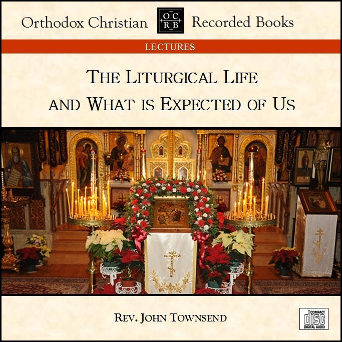 Liturgical Life and What is Expected of Us