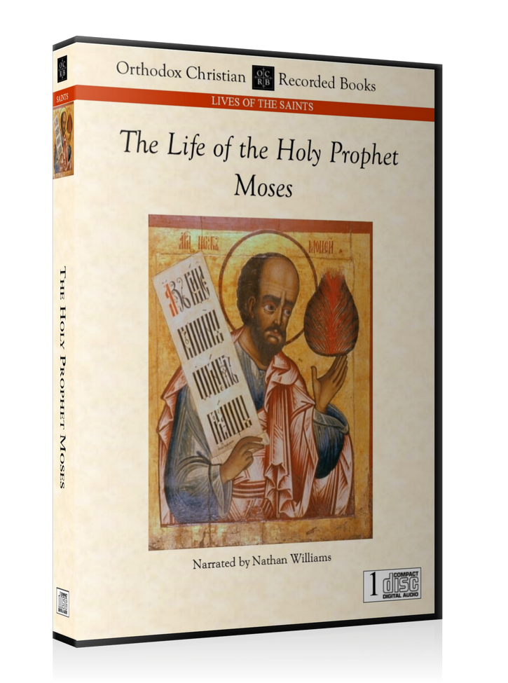 The Life of the Holy Prophet Moses, the God-Seer -- MP3 Download