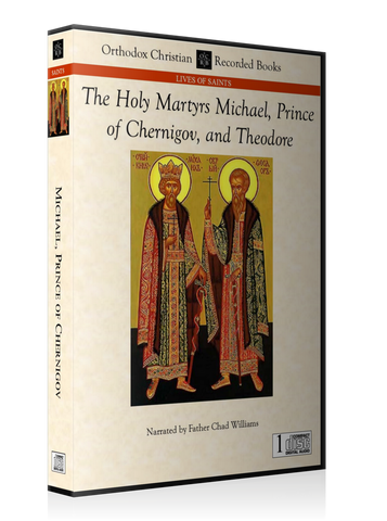 The Holy Martys Michael, Prince of Chernigov, and His Boyar, Theodore