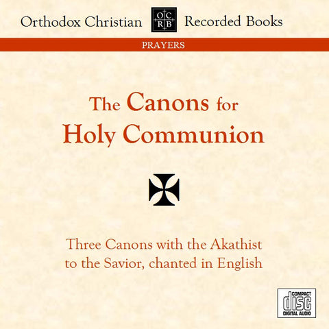 Canons for Holy Communion