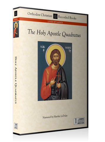 The Holy Apostle Quadratus