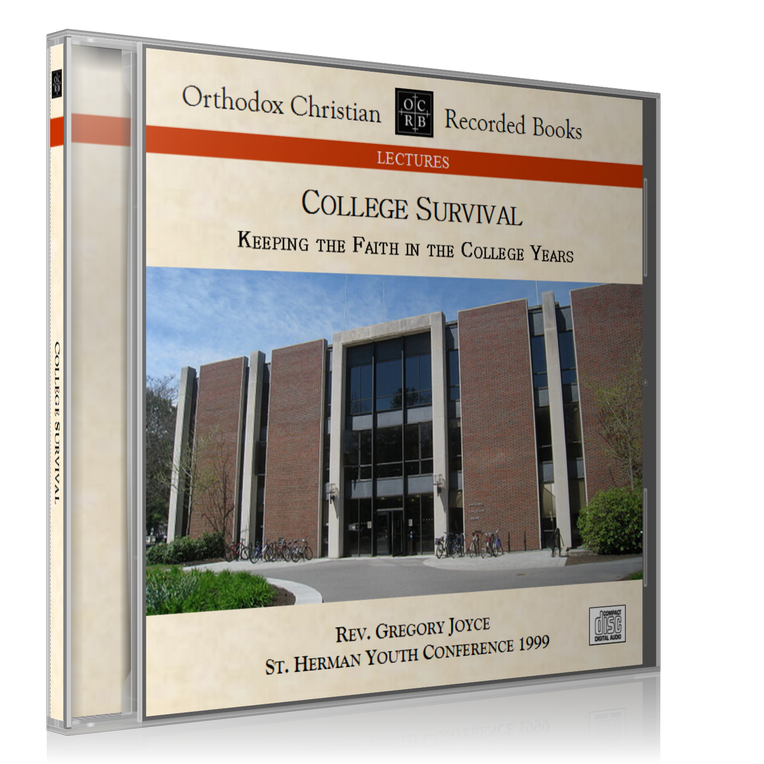 College Survival: Keeping the Faith in the College Years