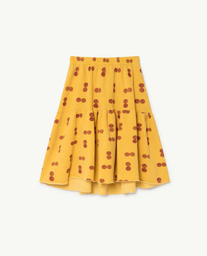 The Animals Observatory Cat Kids Skirt - TA-DA!