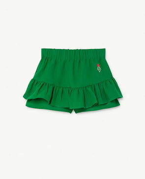 ❖Green Kiwi Kids Skirt