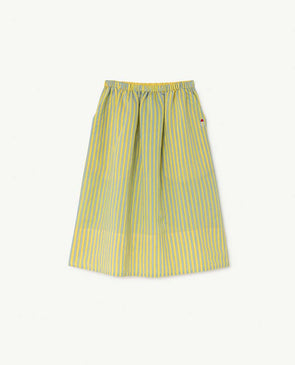 ❖Yellow Sow Kids Skirt