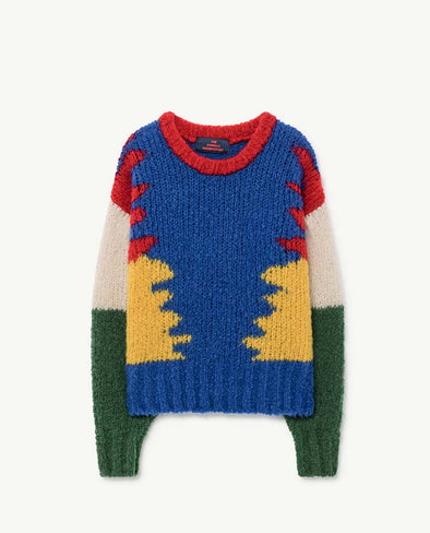 The Animals Observatory Blowfish Kids Sweater - TA-DA!