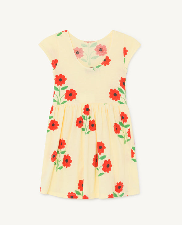 The Animals Observatory SS20 Butterfly Kids Dress - TA-DA!