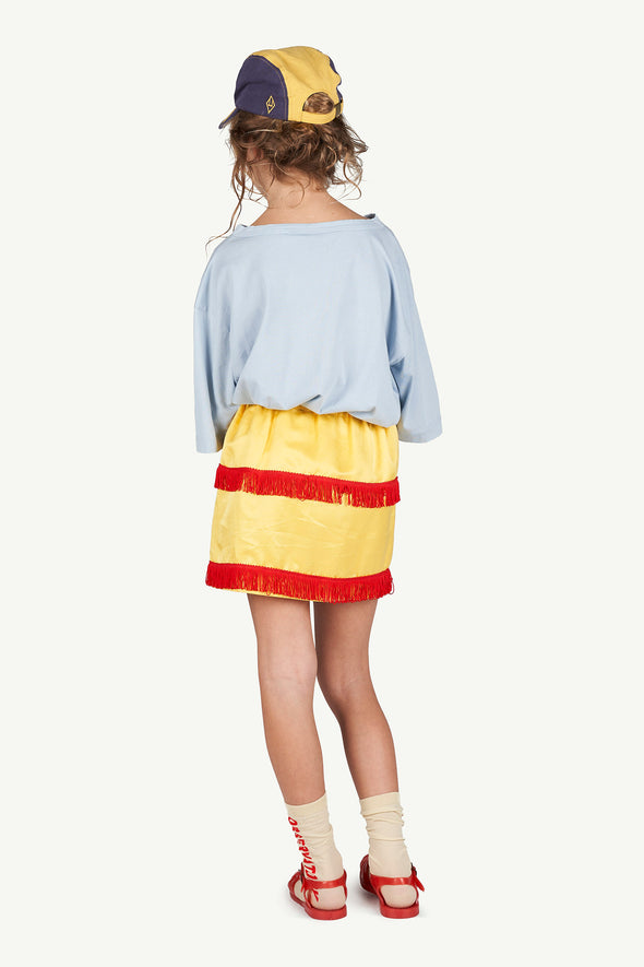 The Animals Observatory SS20 Pooster Oversize Kids (Yellow / Red / Blue) - TA-DA!