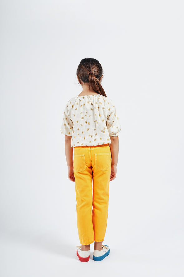 Bobo Choses SS20 All Over Daisy Blouse - TA-DA!