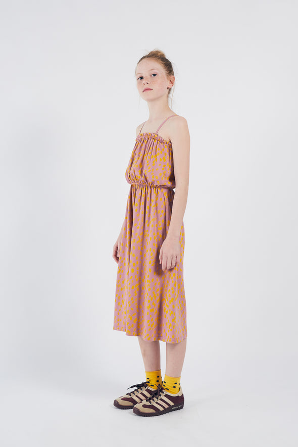 Bobo Choses SS20 Animal Print Jersey Dress - TA-DA!