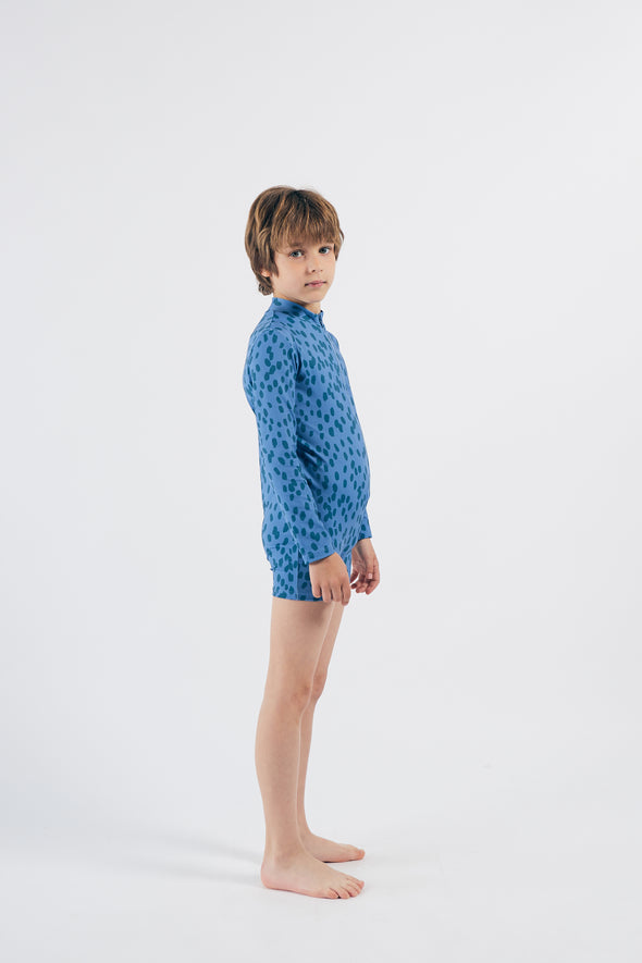 Bobo Choses SS20 Swim Playsuit (Leopard / Animal) - TA-DA!