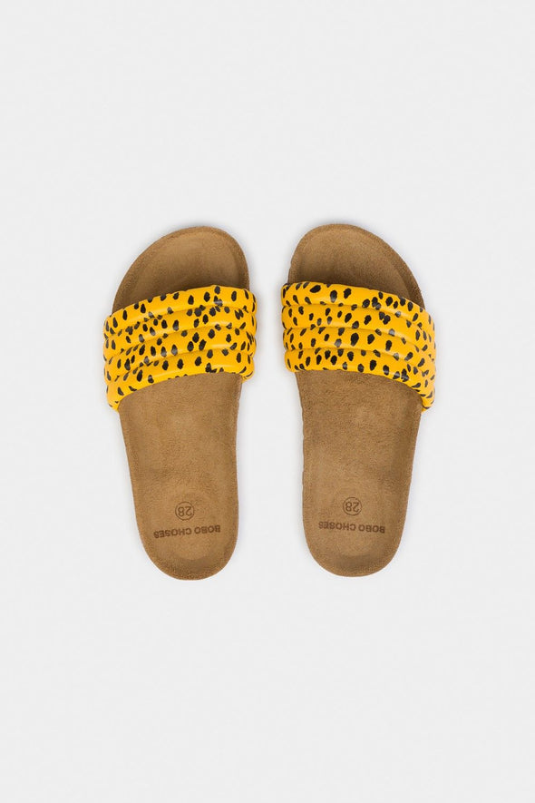 Bobo Choses SS20 All Over Leopard Sandals - TA-DA!