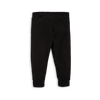 Fleece Spot Trousers (Black)