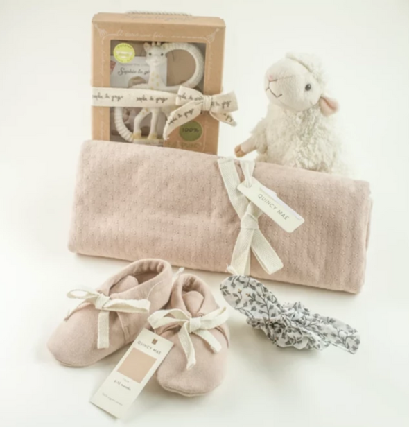 Ta-Da! Babies & Kids Rose Hamper # 2 - TA-DA!