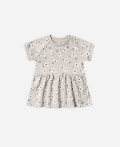 Dress (Cherries Raglan / Duffy Flowers)