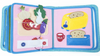 My First Book ( 5 ) - (0-3 Years) Food (Pink / Blue)