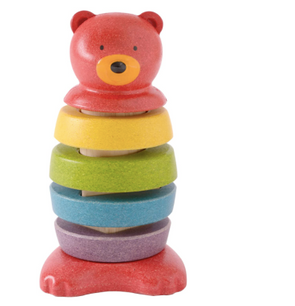 Plan Toys Stacking Bear -5622