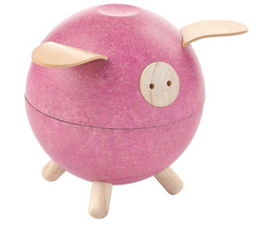 Plan Toys Piggy Bank-8612