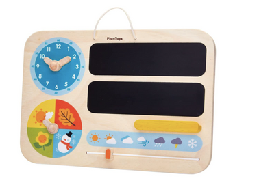Plan Toys My First Calendar-5359