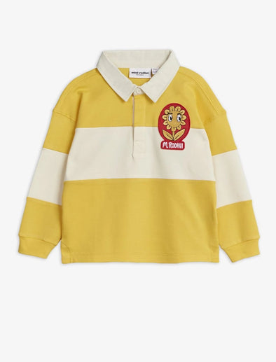 Mini Rodini SS20 Rugby Shirt (Yellow) - TA-DA!