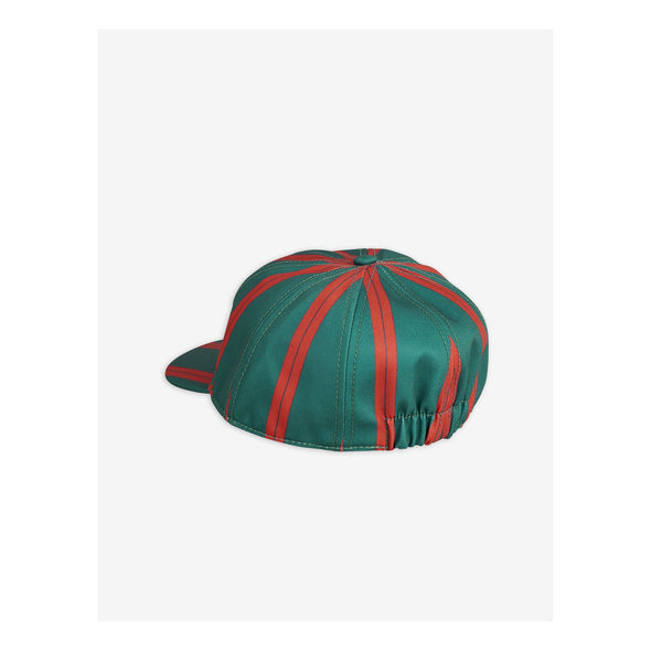 Mini Rodini SS20 Panther Badge Cap (Green) - TA-DA!