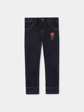 Bobo Choses Mercury Slim Denim Pants - TA-DA!