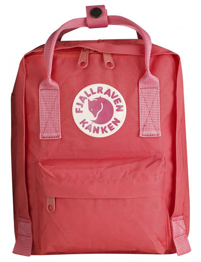 Kanken (Mini) (Peach Pink)